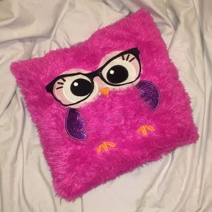 Other - Nerdy Owl Pillow